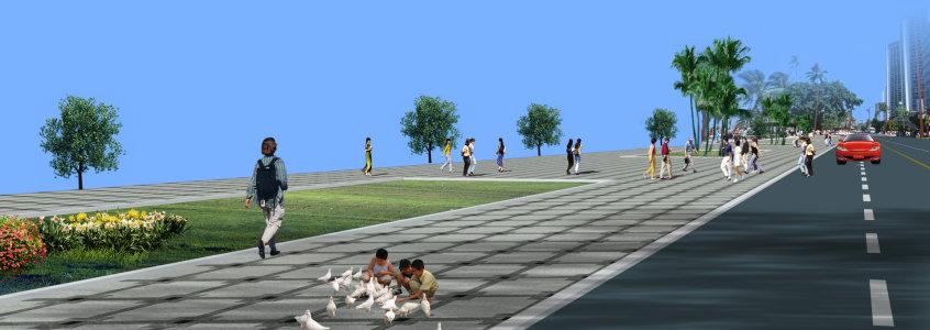 马路背景高清背景图片素材下载