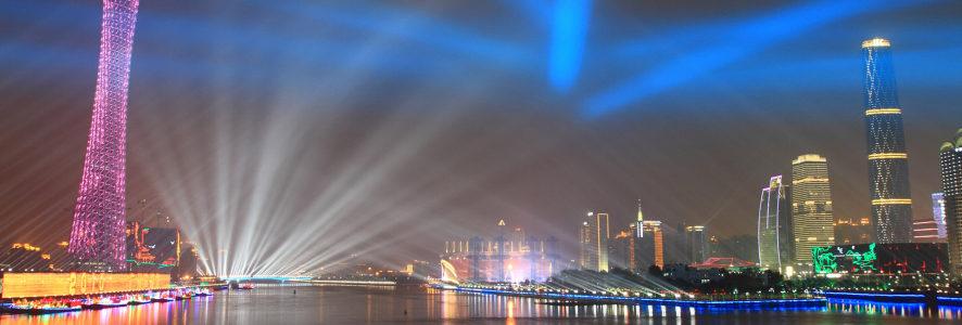 城市夜景banner高清背景图片素材下载