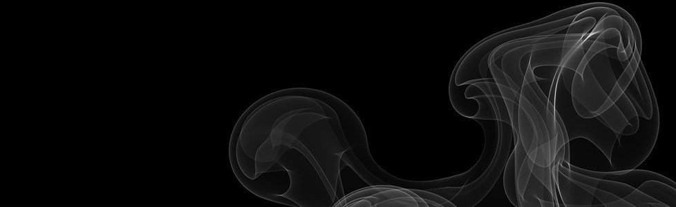 流动之感烟雾黑色海报背景