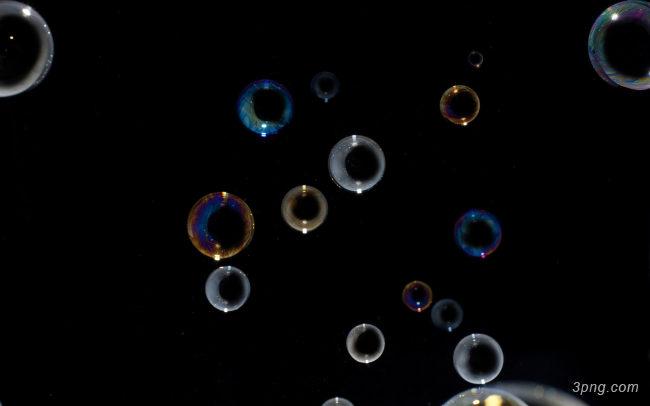 彩色气泡高清背景背景高清大图-气泡背景其他图片