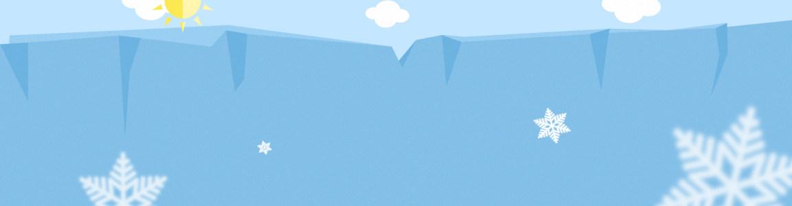 冰点促销高清背景图片素材下载