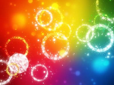 创意彩虹背景高清背景图片素材下载