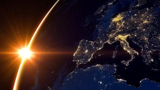 星球地球高清背景图片素材下载