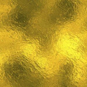 金箔纹理背景