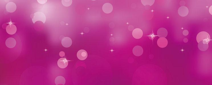 紫璀璨光点星光背景banner