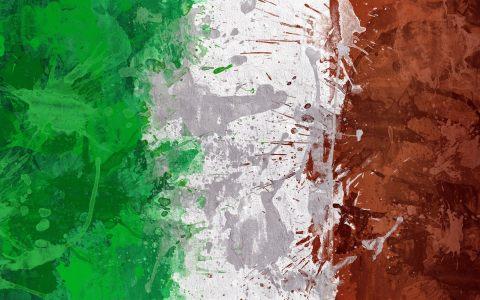 意大利国旗纹理背景高清背景图片素材下载