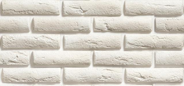 白色砖墙底纹背景