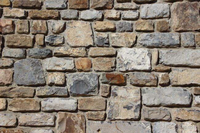 石头墙面纹理肌理背景背景高清大图-肌理背景底纹/肌理