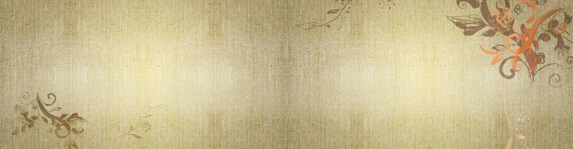茶叶茶文化茶中国风棉麻纹理花纹背景banner