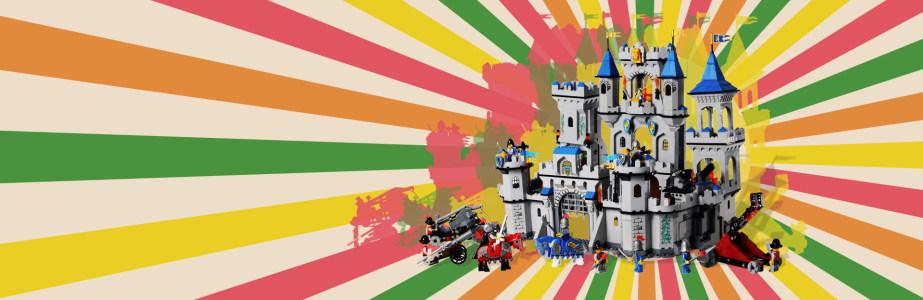 儿童玩具banner背景设计