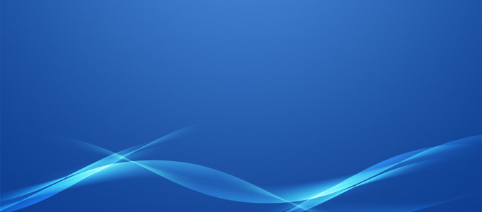 蓝色光影背景