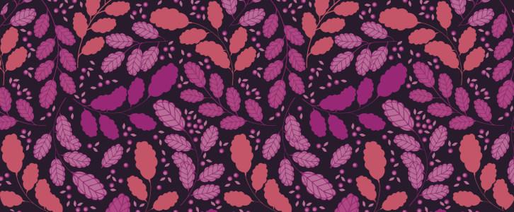 紫色花纹纹理背景