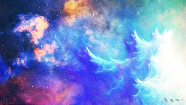 彩色抽象背景背景高清大图-抽象背景其他图片