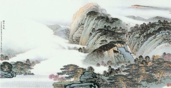 古典中国风高清背景高清背景图片素材下载