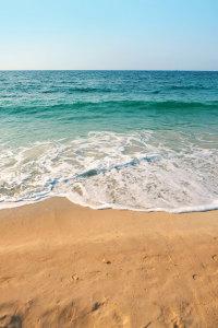 海滩背景高清背景图片素材下载