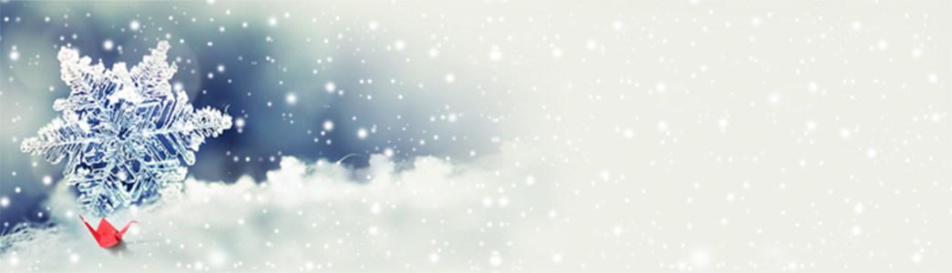 淘宝冬季女装背景