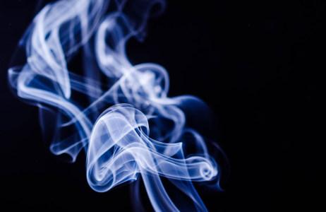 烟雾高清背景