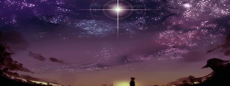 星空背景图