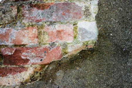 墙与水泥纹理背景