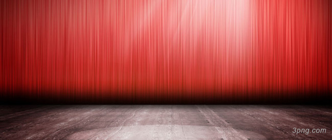 红色舞台海报背景背景高清大图-海报背景淡雅/清新/唯美