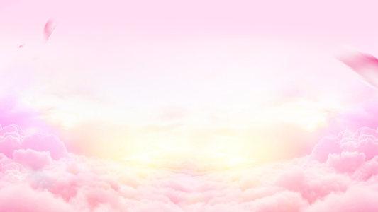 梦幻天空背景