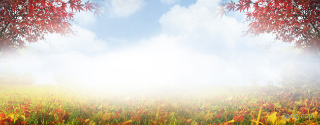 深秋浪漫背景背景高清大图-深秋背景其他图片