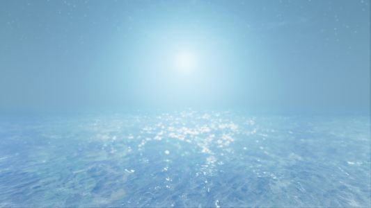 淡蓝色水面背景高清背景图片素材下载