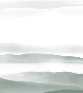 水墨山脉高清背景图片素材下载