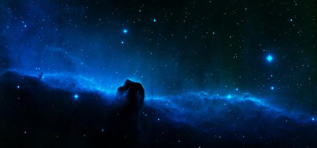 极光星空背景