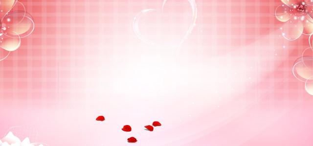 粉色花朵高清背景图片素材下载
