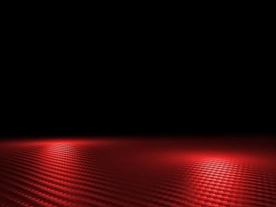 红色场景背景