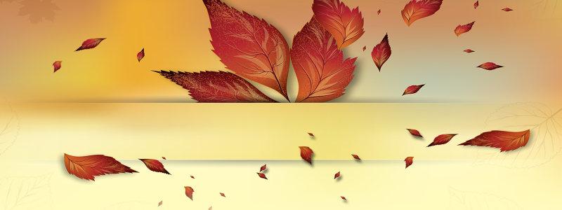 秋季创意背景