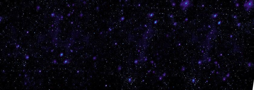 黑色星空背景