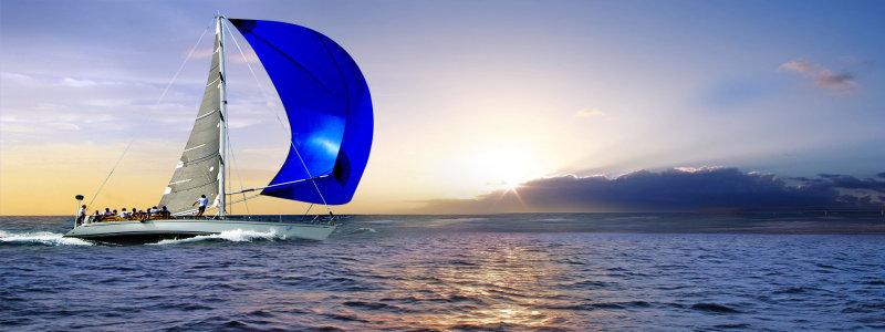 一帆风顺背景高清背景图片素材下载