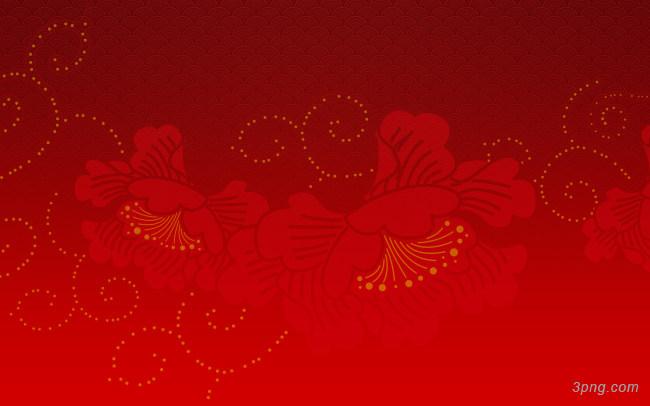 红色喜庆背景背景高清大图-喜庆背景节日/喜庆