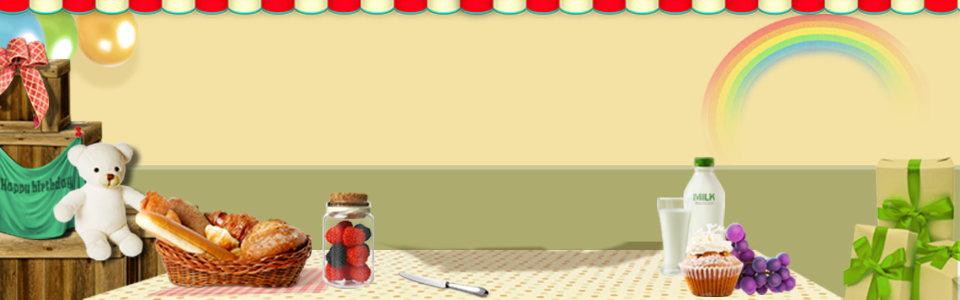 餐厅食品背景