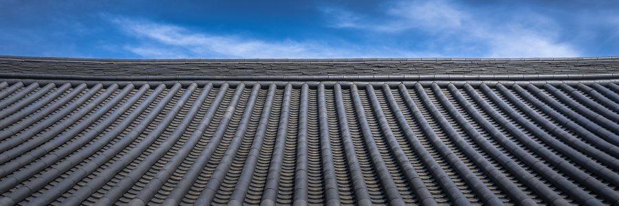 韩国屋顶建筑