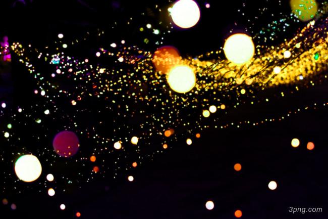 金色光斑效果背景背景高清大图-光斑背景高光/光斑/星空