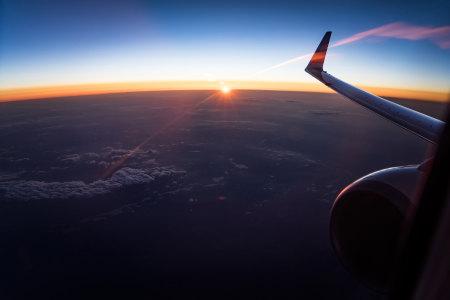 飞机高清背景高清背景图片素材下载