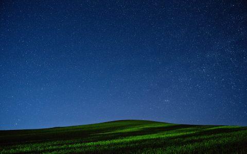 夜晚夜空背景高清背景图片素材下载