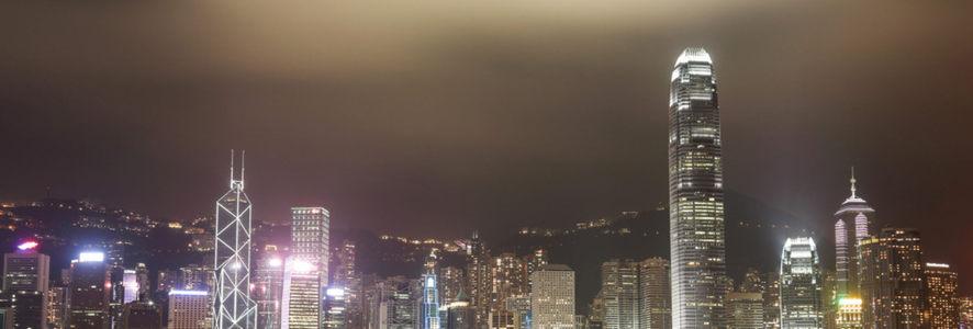 金融城市banner高清背景图片素材下载