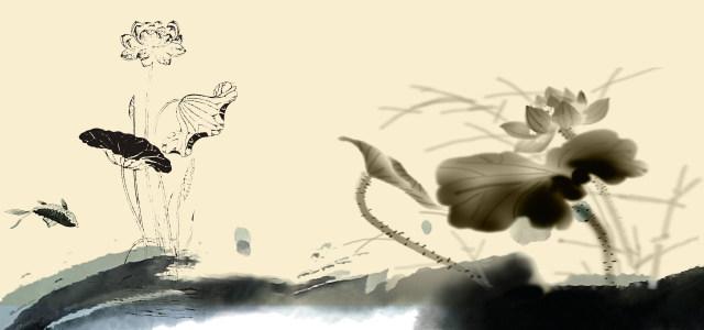 中国风背景高清背景图片素材下载