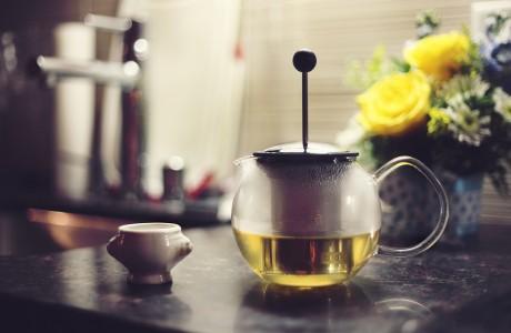 茶高清背景