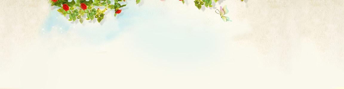 唯美质感花朵海报背景高清背景图片素材下载