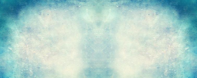 蓝色梦幻纸质背景