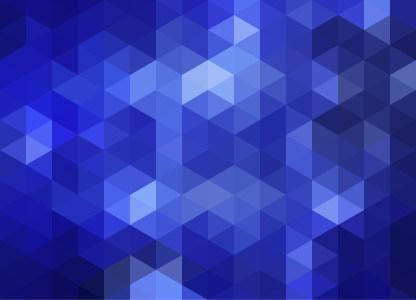 抽象三角形几何背景