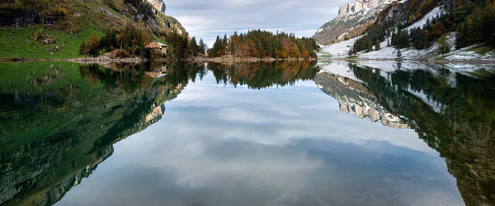 平静 湖面 背景
