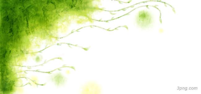 藤蔓植物装饰水彩图案背景高清大图-藤蔓背景底纹/肌理