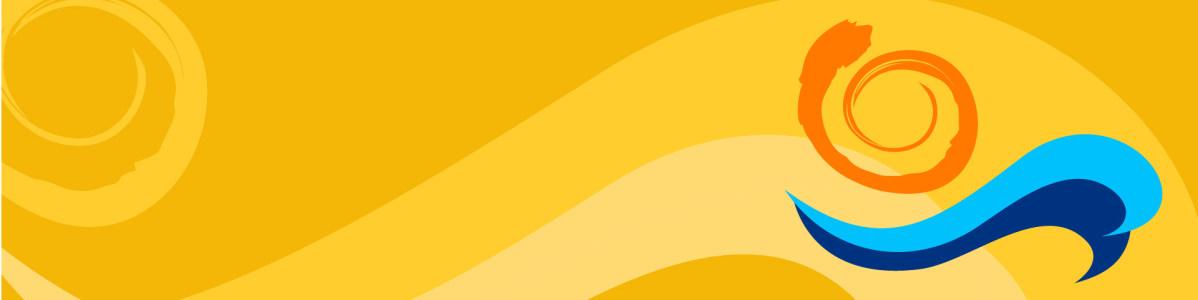 夏日banner背景