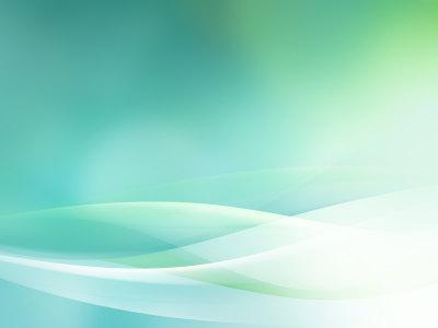 鲜绿色的线条背景